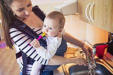 Haushalt Mit Baby