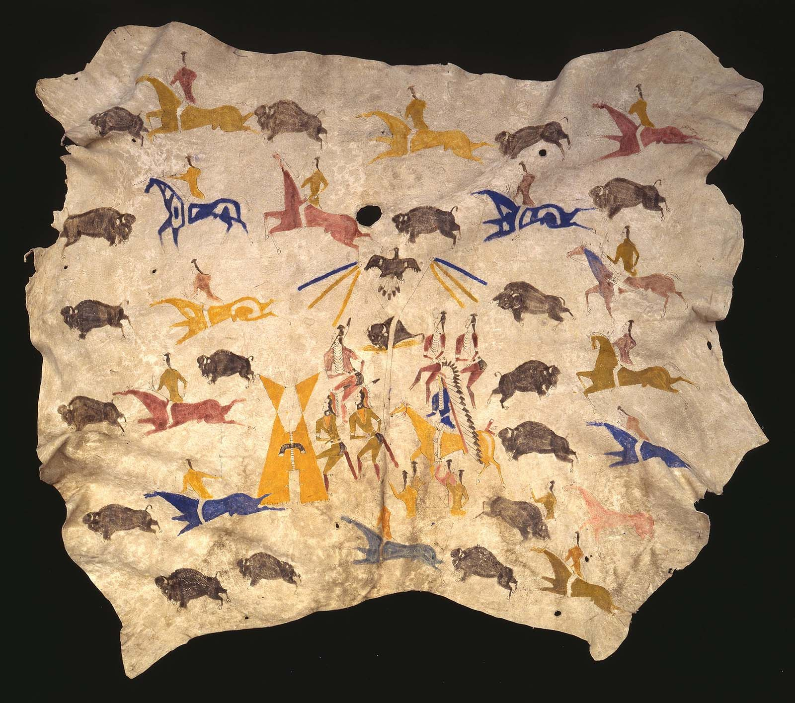 Points West Online Launching The Plains Indian Museum