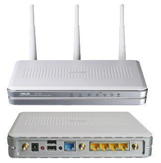 DD-WRT Router - Asus RT-N16 Wireless-N, 300Mbps, Gigabit, 2x USB