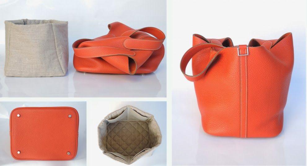 d410ccf9b70c Bag insert for Hermes Picotin