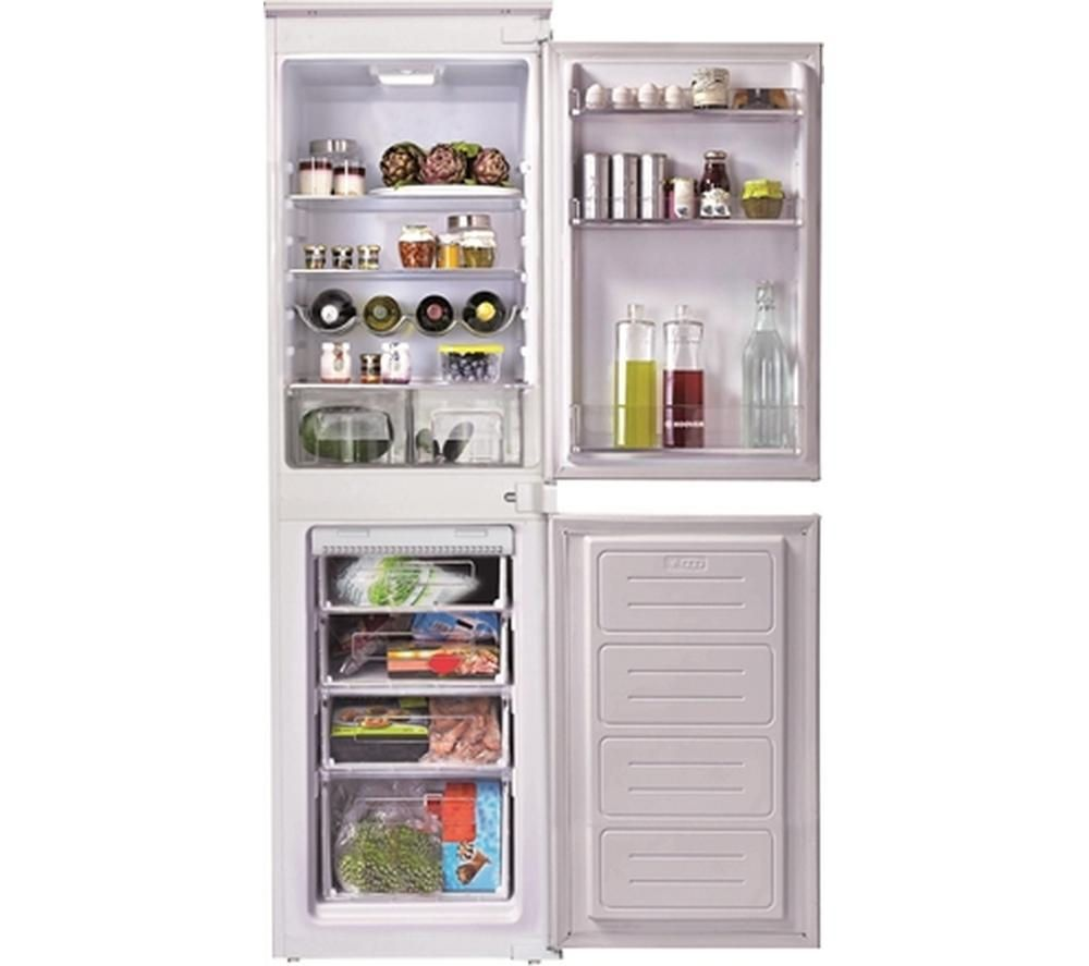 HOOVER HFFBP3050/1K Integrated Fridge Freezer: Seamlessly Integrating Into  A Fitted Kitchen, The