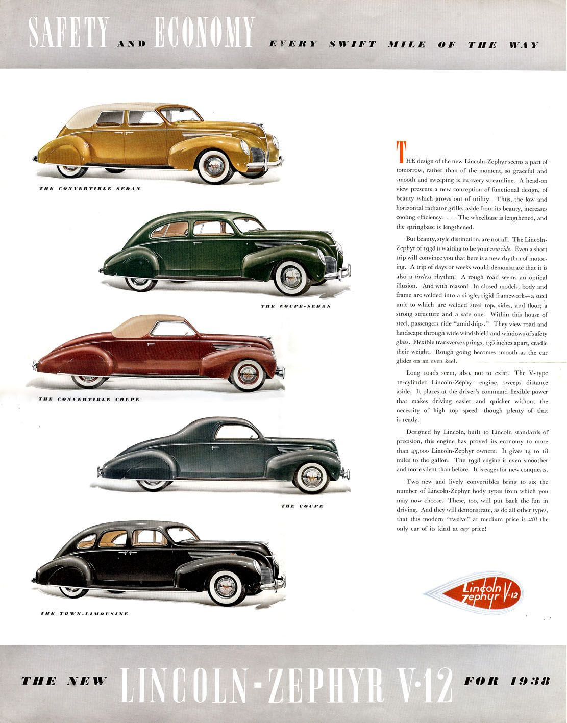 lincoln zephyr - Google Search