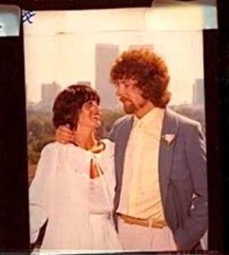 Jeff Lynne Con Su 2 170 Ex Esposa Sandi Kapelson En 1979