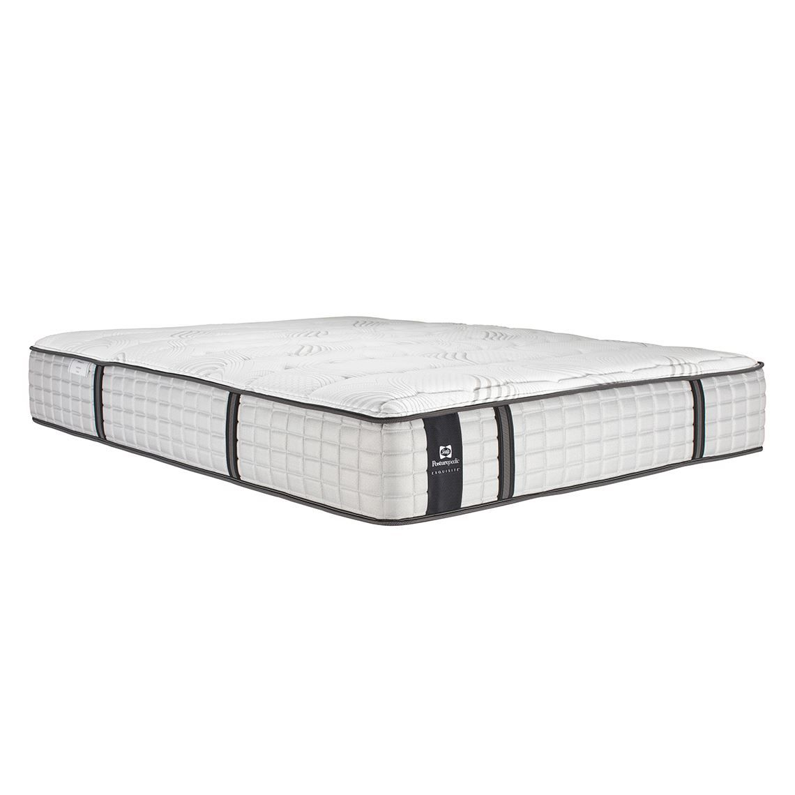 Sealy Jackman King Single Firm Mattress Posturepedic Exquisite Mattress