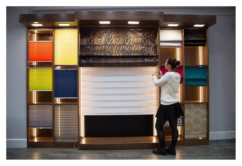 Showroom In Loughton Lex Blinds Showroom Design Modern Sofa Designs Blinds