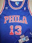 For Sale - Adidas Wilt Chamberlain Philadelphia 76ers Basketball Jersey Team Athletic M - See More At http://sprtz.us/SixersEBay