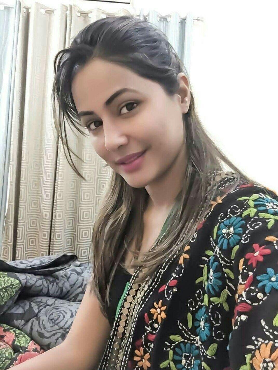 Hina Khan Face Heena Khan Beautiful Indian Beauty