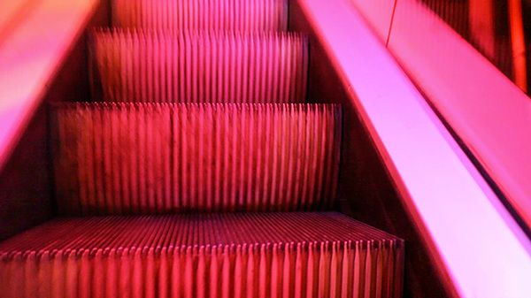Love Hotel Movements - Margaux Birch - Photographe