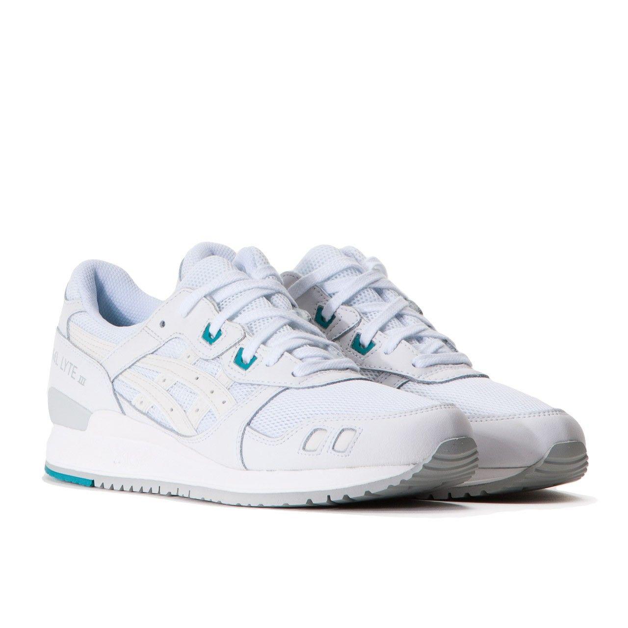 Asics Shoes Shop UK Asics Gel Lyte Iii White