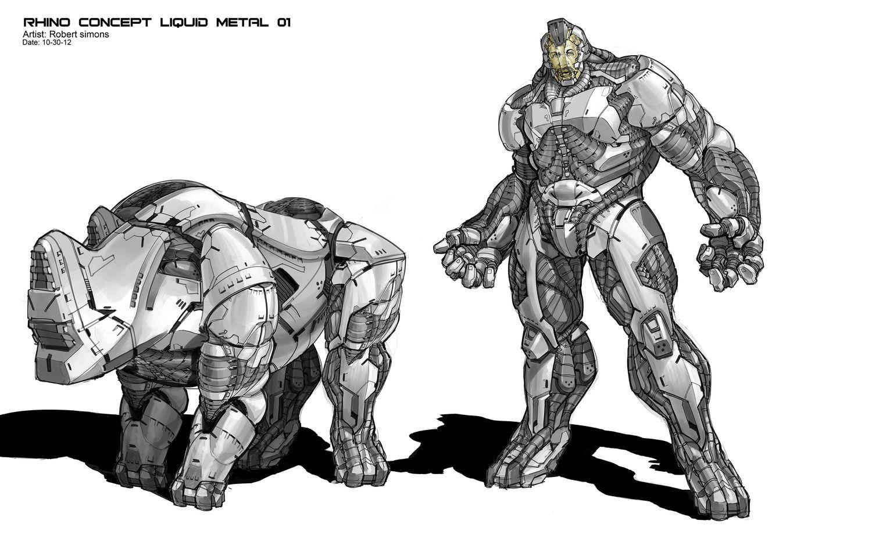 Amazing_Spider-Man_2_Rhino_Concept_Art_RS_02_LiquidMetal.jpg (1500×922)