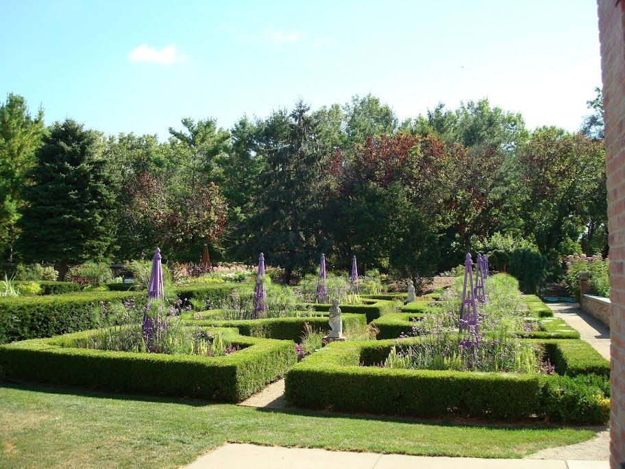 Lovely lavender uprights at Rotary Gardens, Janesville, WI | AAS ...