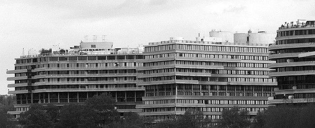 The Watergate Complex Is An Office Apartment Hotel Complex Built In