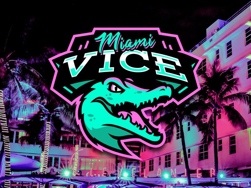 Miami Vice Logo Miami Vice Miami Logo Vice
