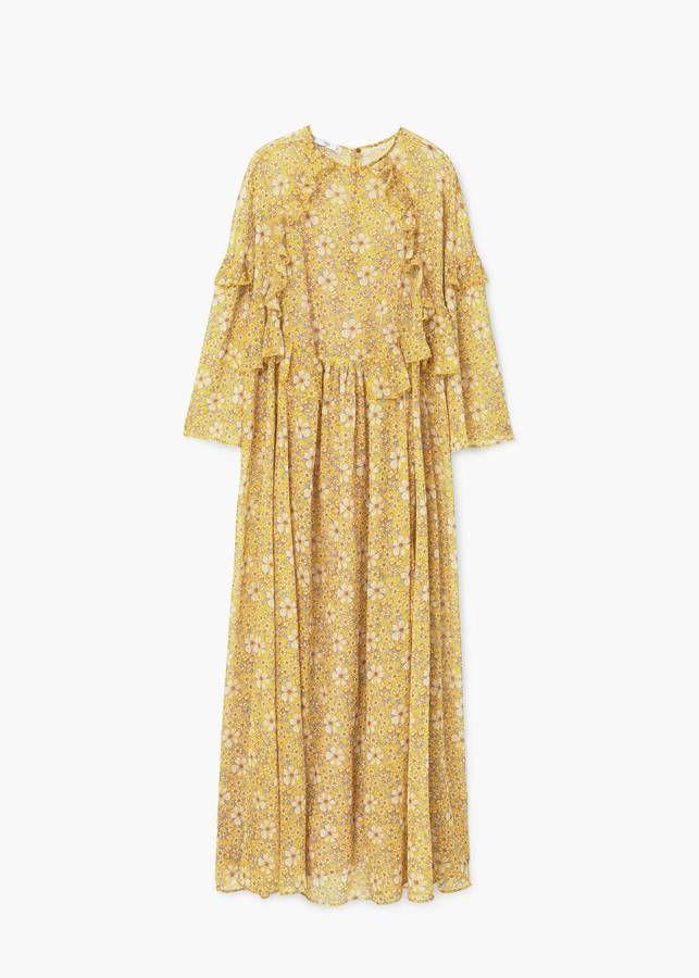 79151627e1 Robe fleurie : 20 robes fleuries qui nous font envie   My style ...
