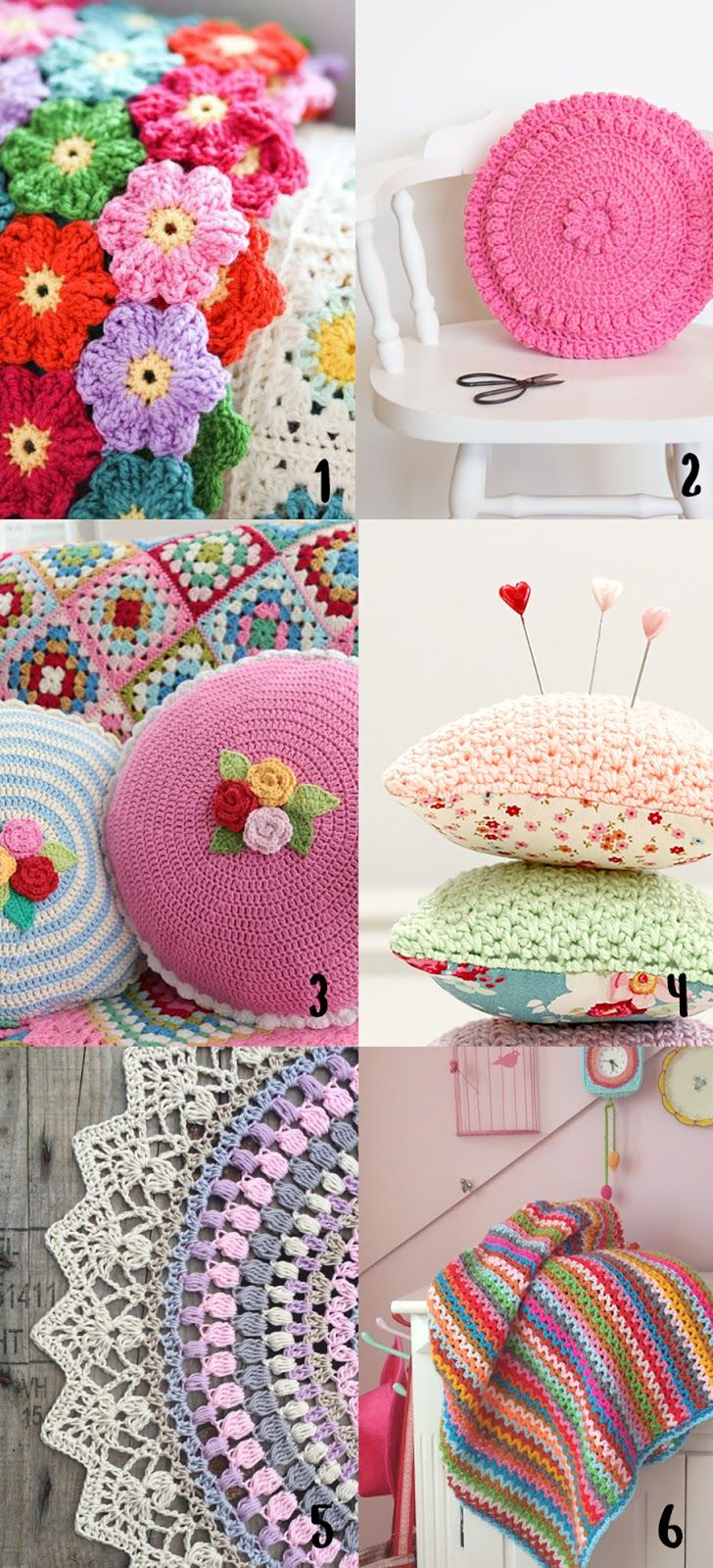 25 STASH BUSTER CROCHET PROJECTS TO MAKE (Little Things Blogged ...