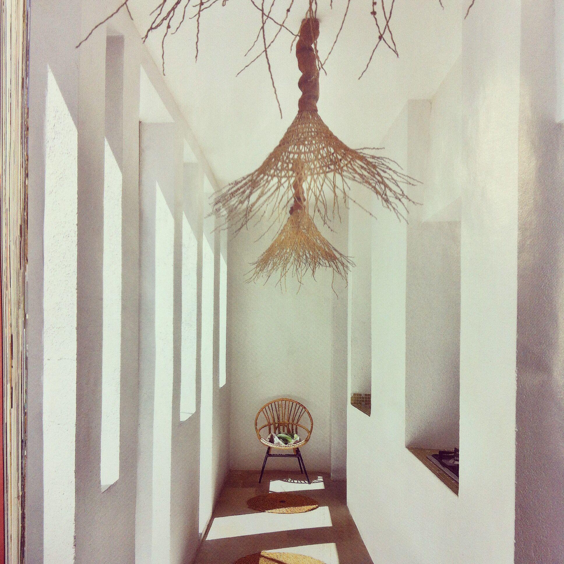 Suspension Ceiling LaMP by Rock the Kasbah LaMaisonPernoise