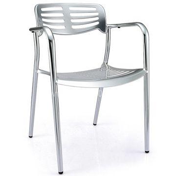 Outdoor Aluminum Chairs Feel Good Chair Massage Restaurant Dc 06014