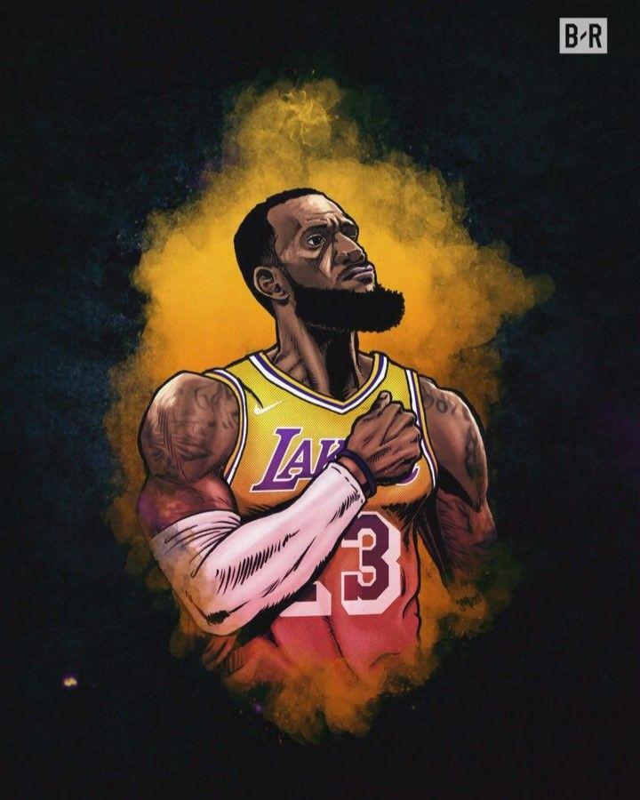 Lebron Explodes For 51 Points In Miami Lebron James Lakers Lebron James Wallpapers Lebron James