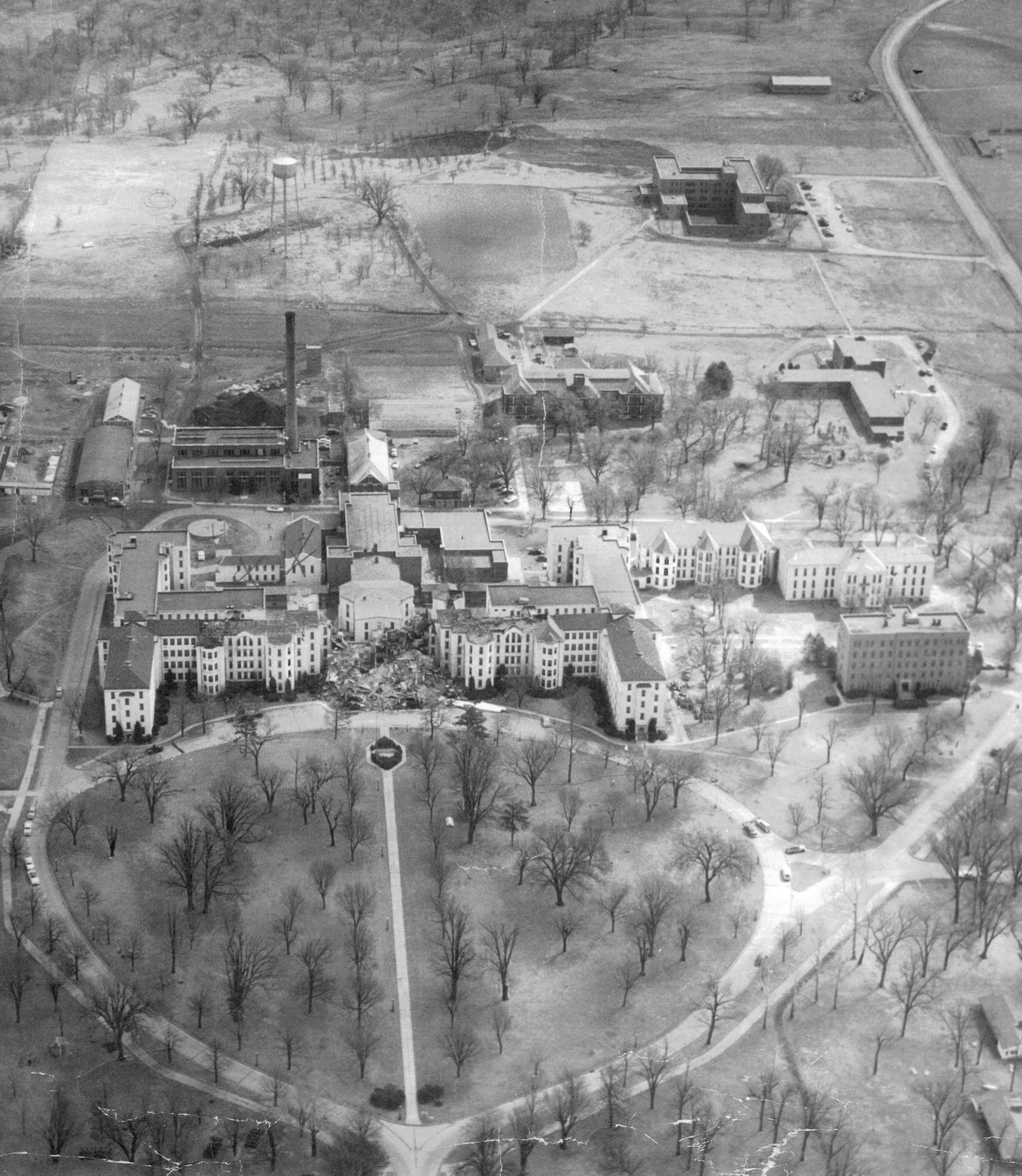 Fulton State Hospital Abandoned Mansion Architecture History Old Photos