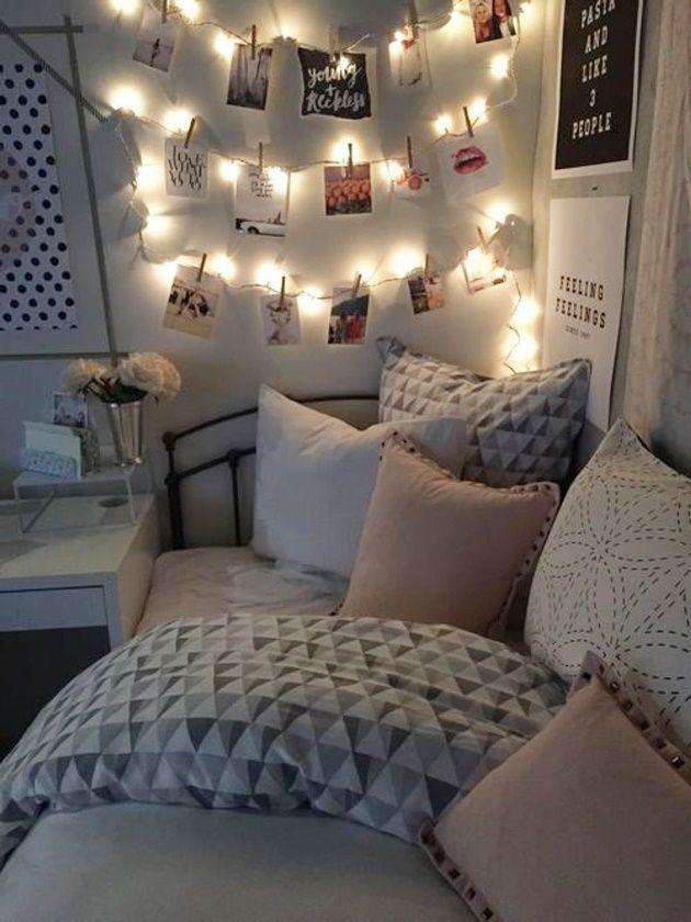 16 ideias de decorao de quarto Tumblr