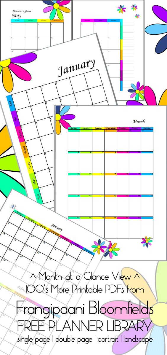 Free Homeschool Planner FInancial Planner Blog Planner