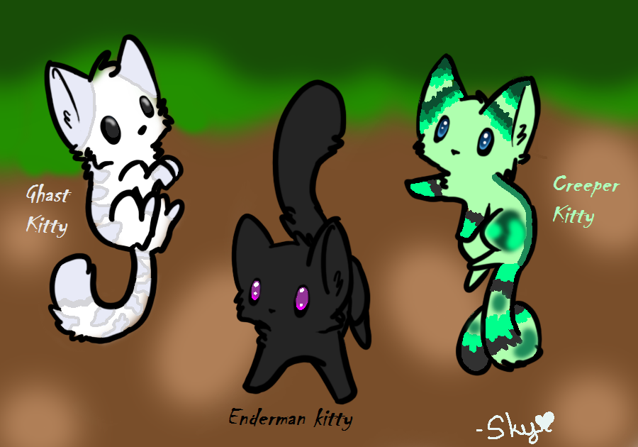 Minecraft Free Adoptables by Skystorm1001 on DeviantArt