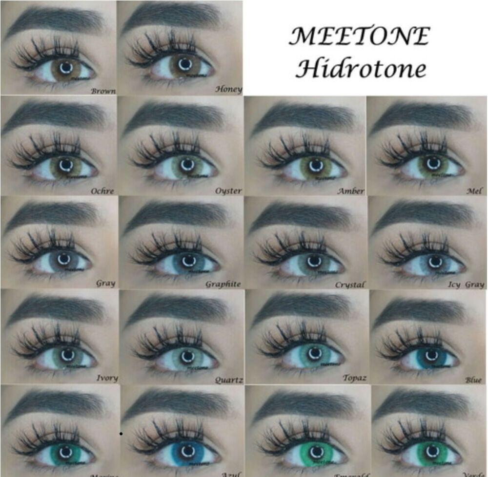Meetone Hidrocor Soft Contact Lens Cosmetics Eye Makeup Ebay Soft Contact Lenses Contact Lenses Eye Makeup