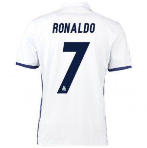 wholesale dealer ac045 1c515 16-17 Real Madrid Football Shirt Home Cheap Ronaldo #7 ...