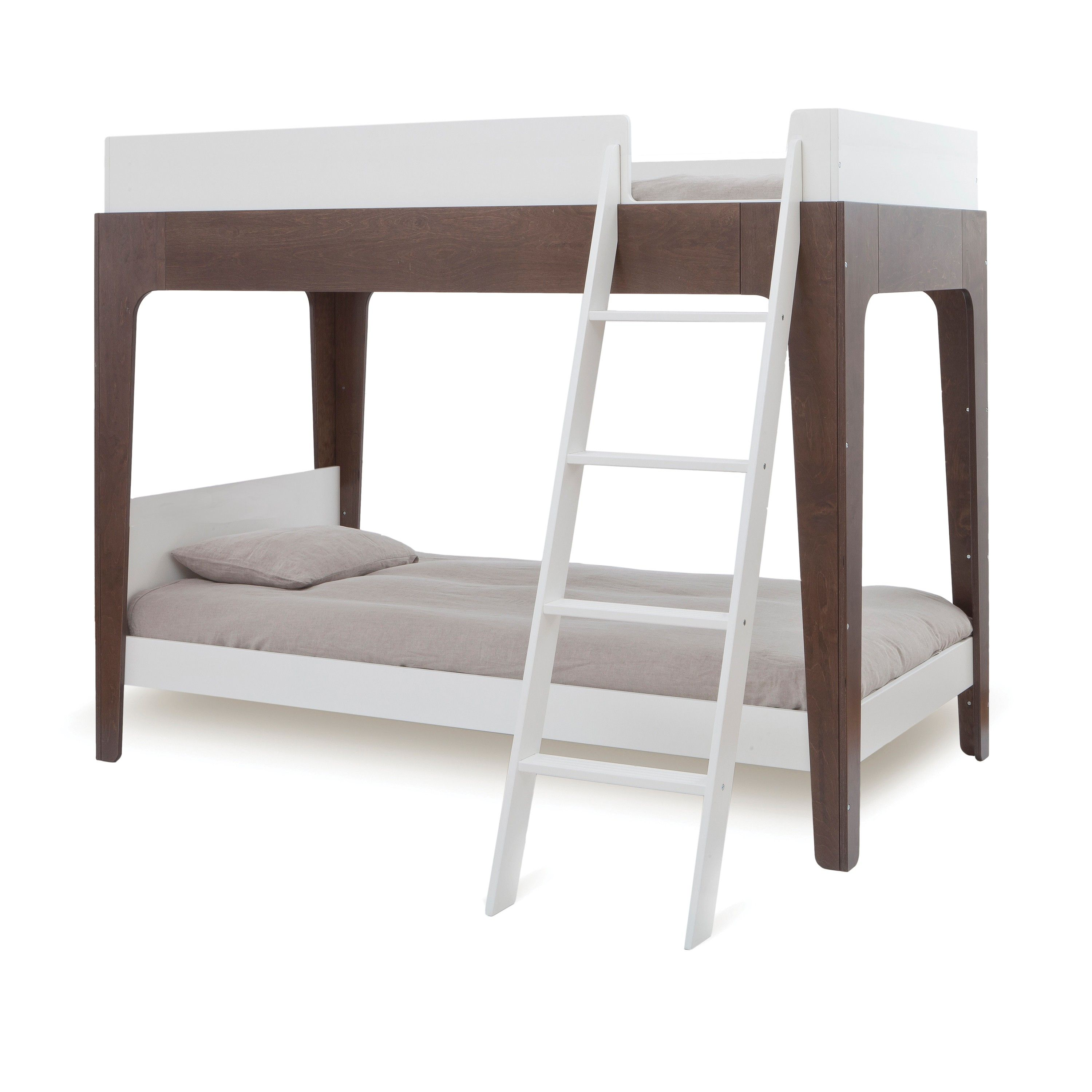Oeuf Perch Bunk Bed Modern bunk beds, White bunk beds