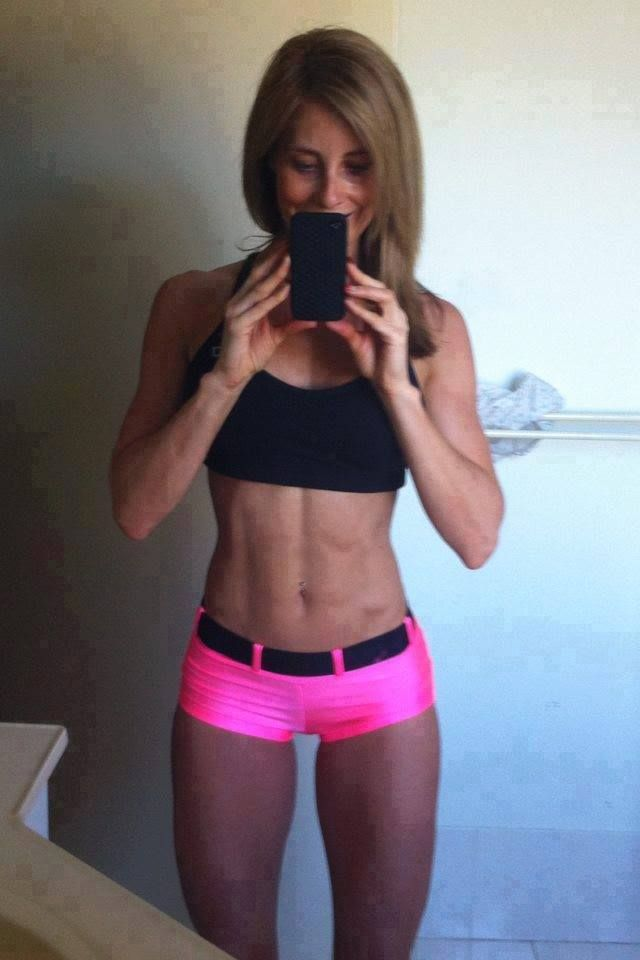 Fitness, fitness women, abs, legs, everything! | Nice abs ...