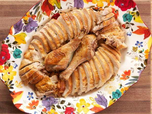 Make ahead thanksgiving turkey recipe turkey recipes get make ahead thanksgiving turkey recipe from food network forumfinder Images