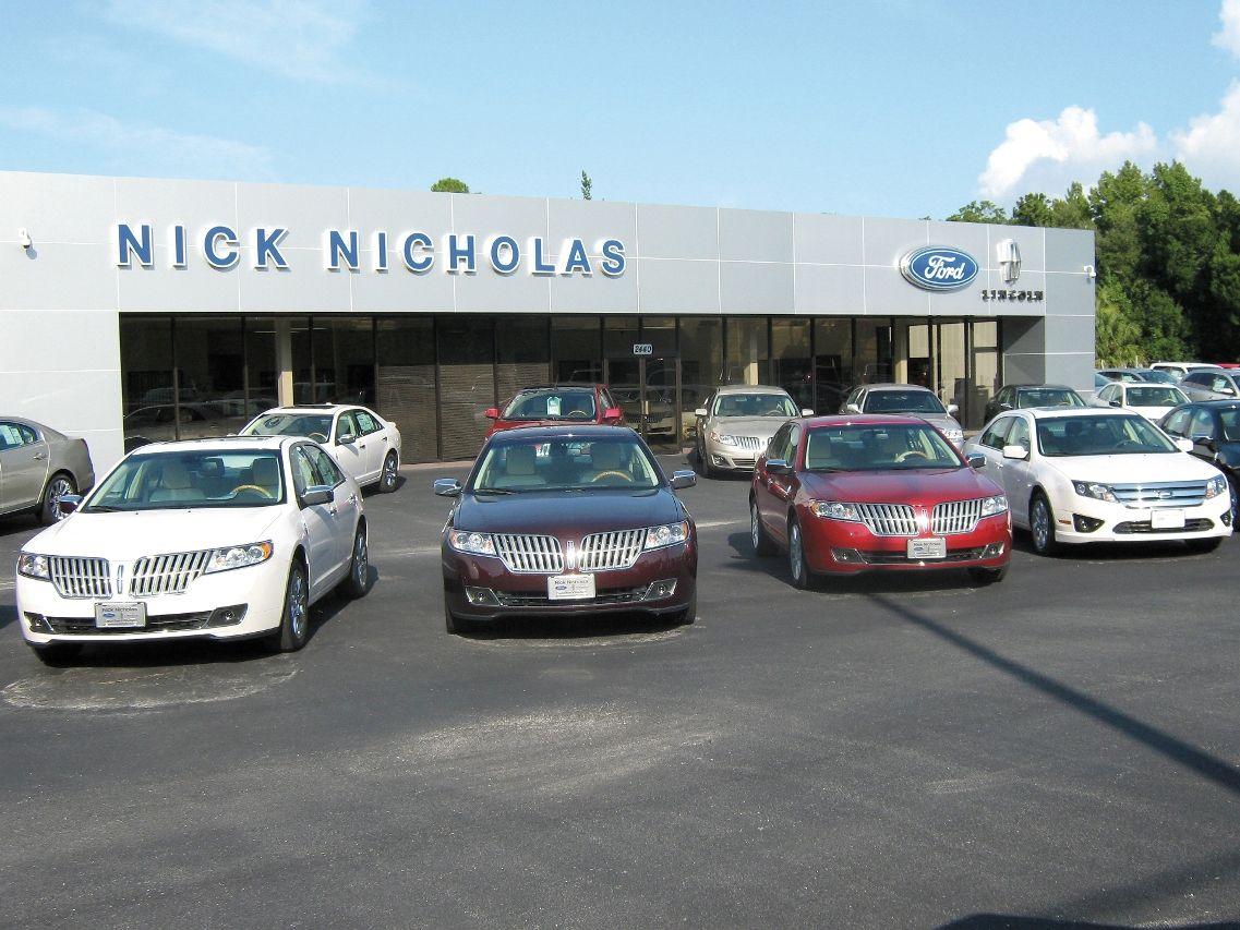 Nick Nicholas Ford Inverness >> Nick Nicholas Ford Lincoln Of Crystal River Fl Nick