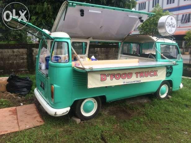Vw Combi Brazil Foodtruck Cocok Buat Usaha Volkswagen Mobil Bekas Mobil