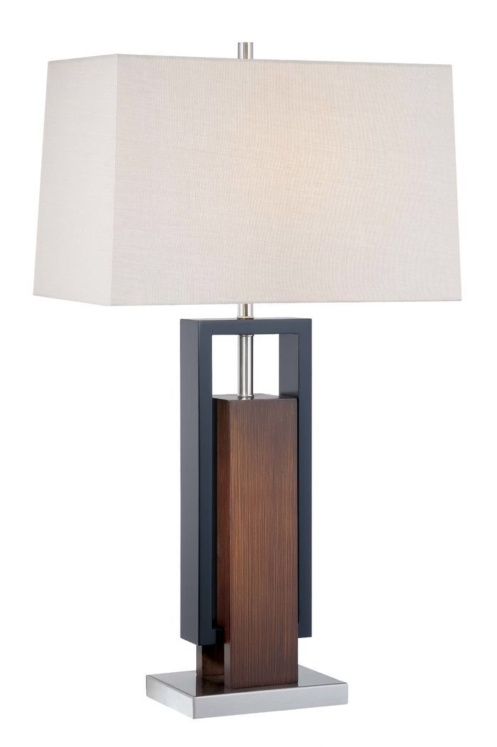 31 5 h table lamp with rectangular shade