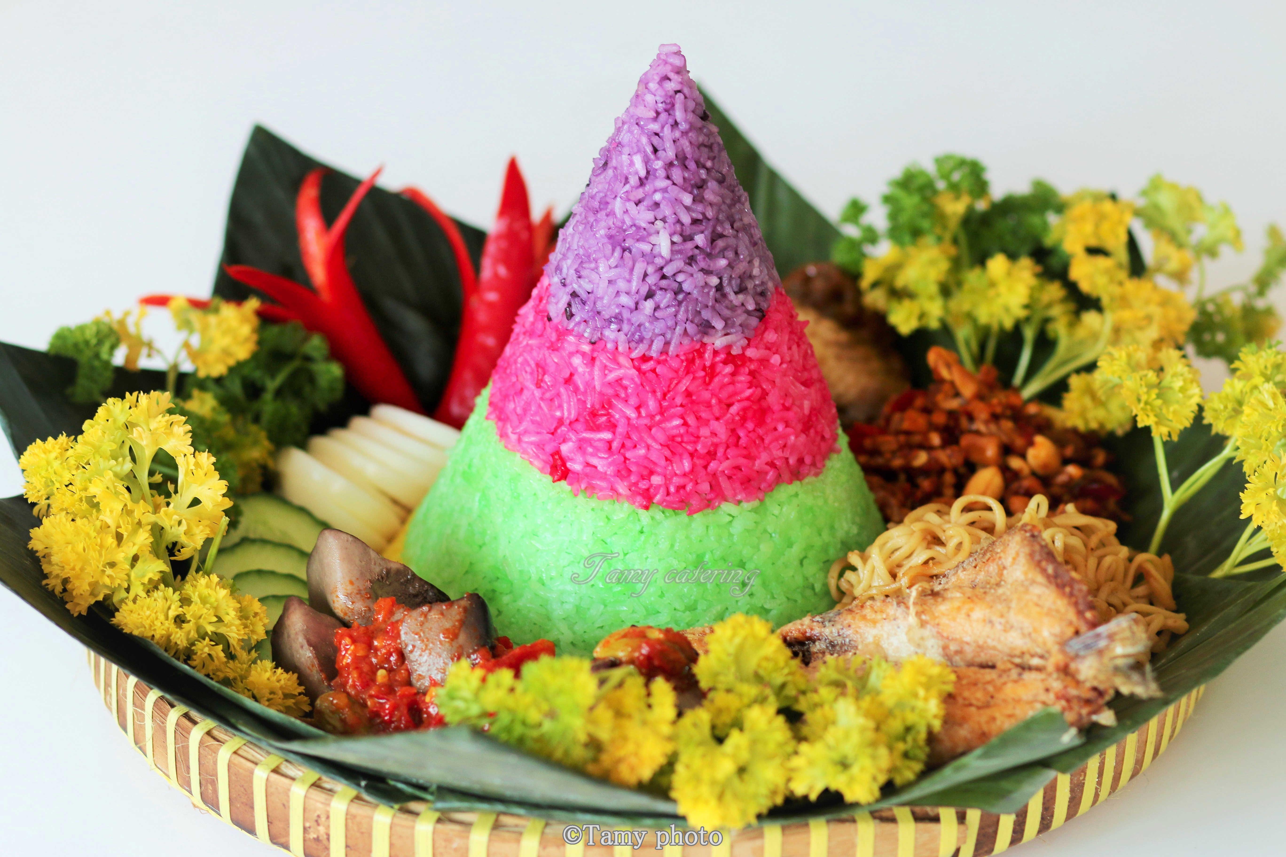 Tumpeng Kreasi Food B Food Asian Recipes