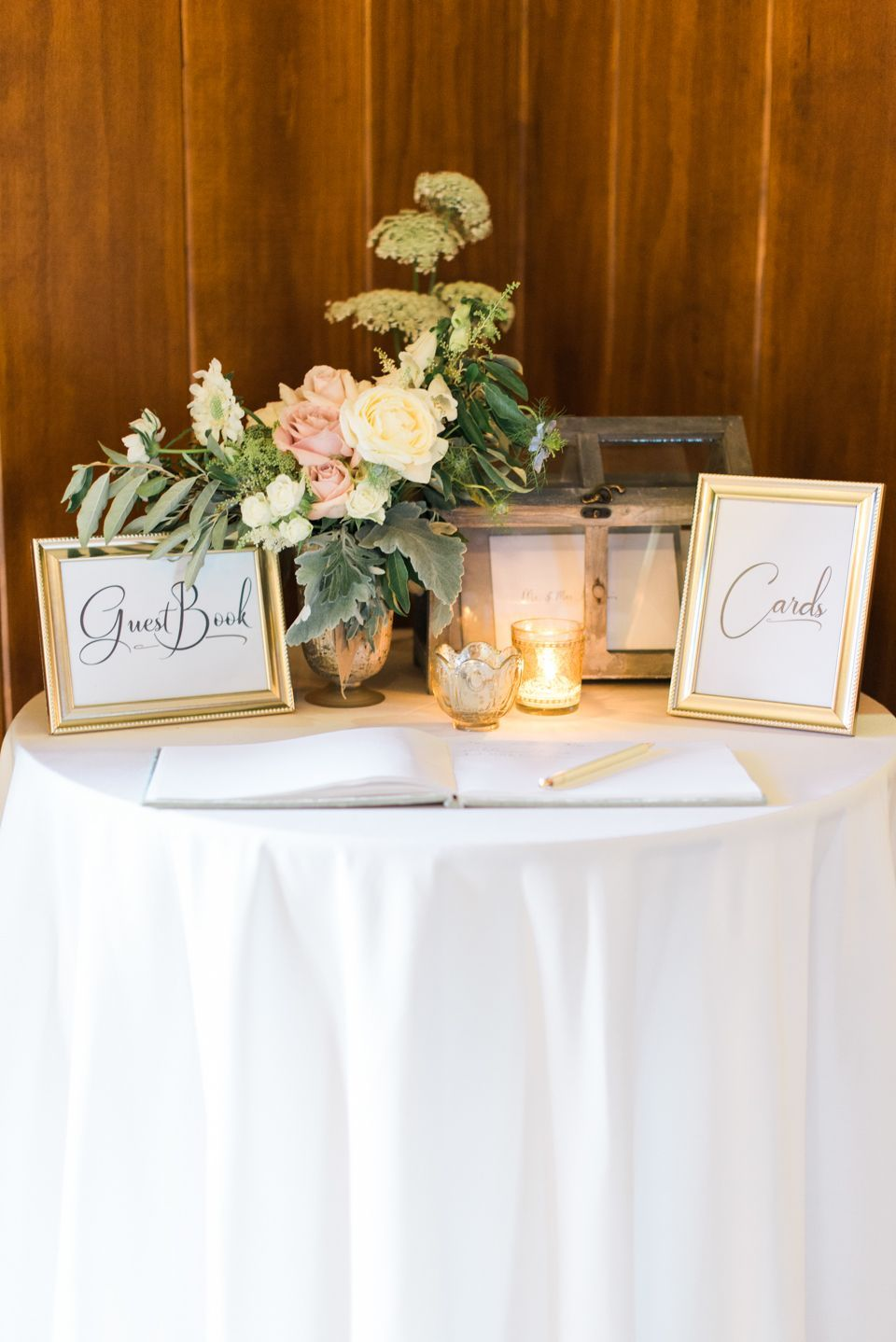 Guest Book Cards Table Wedding Welcome Table Card Table Wedding Wedding Guest Table