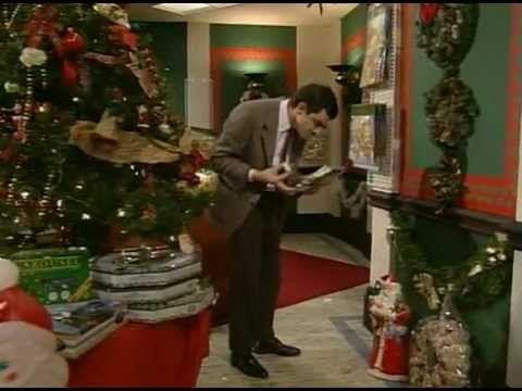 Καλα Χριστουγεννα Mr. Bean