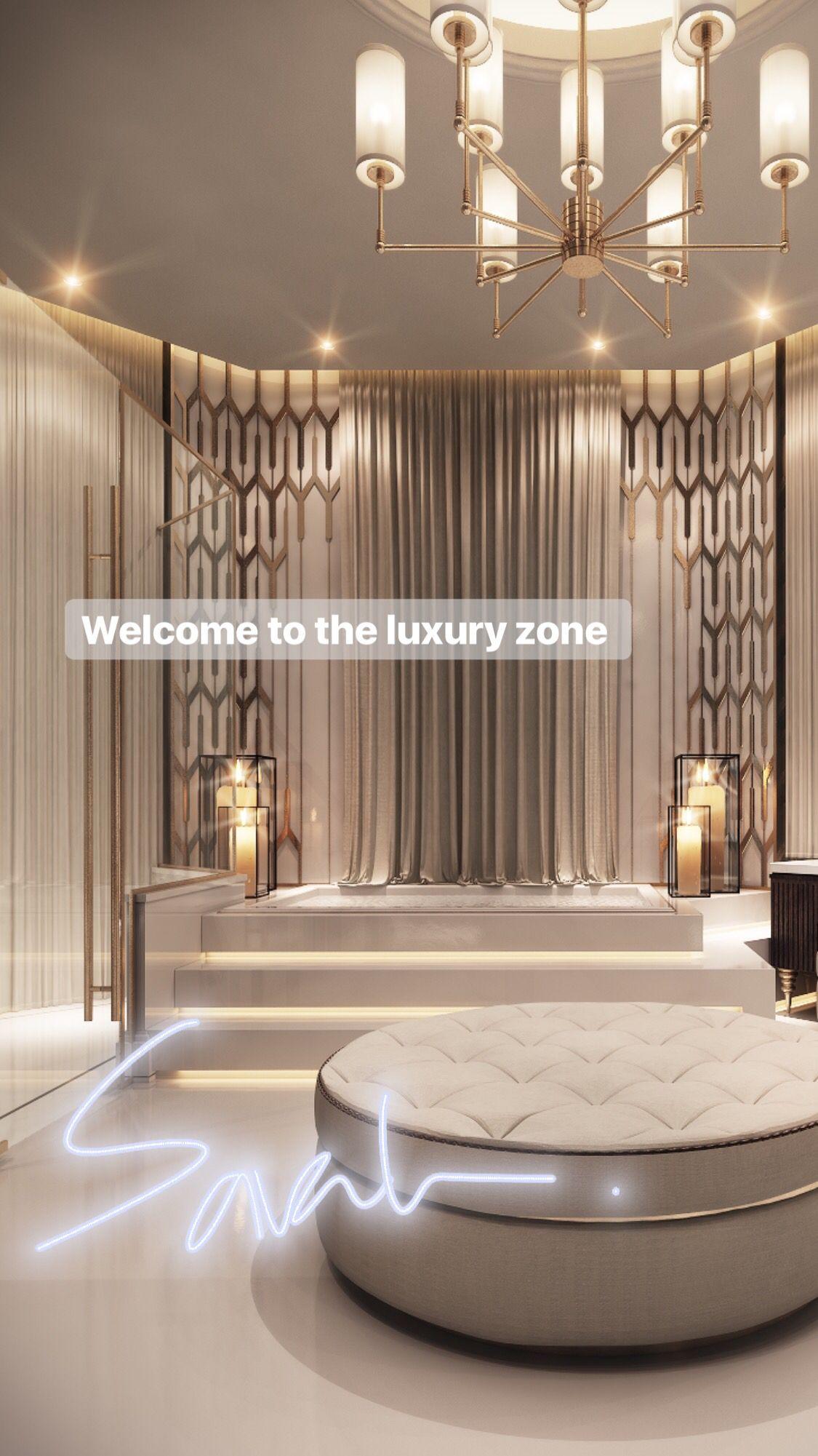 Foyer Decor Uae : Interior design uae private project sarah sadeq