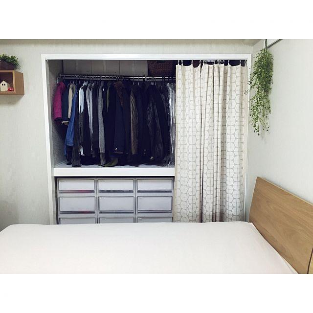 四畳半レイアウト実例 家具の配置と気になる収納術 四畳半 レイアウト インテリア 四畳半 インテリア