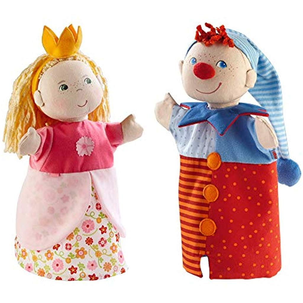 Haba Puppentheater Puppe Kinder Burobedarf Schreibwaren