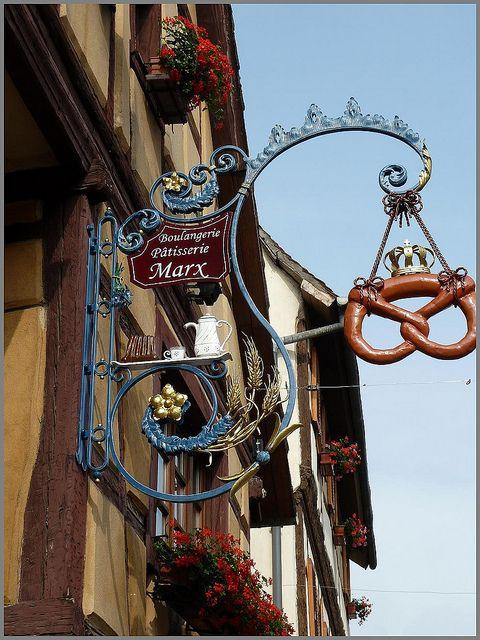 Eguisheim,Alsace,France