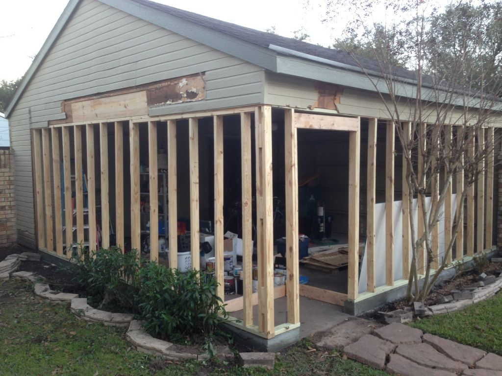 Image result for enclosed carport ideas (With images