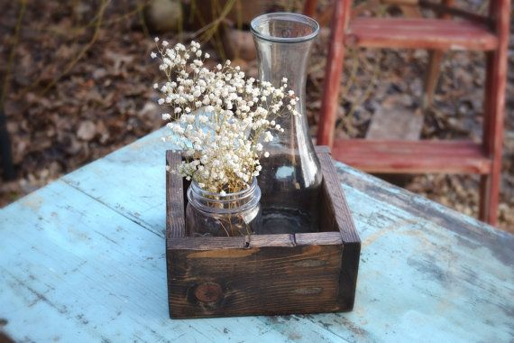 Add A Rustic Touch To Your Home Or Wedding! Each Piece Is