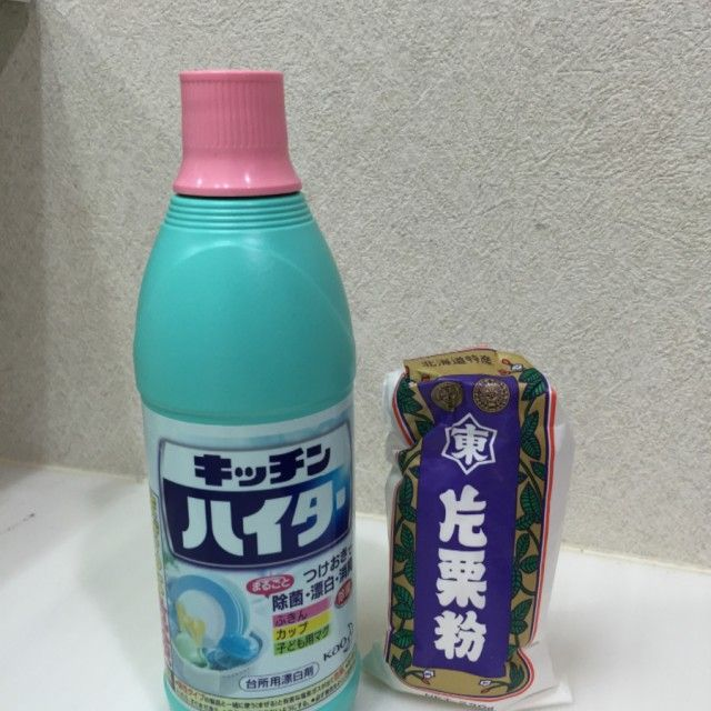 簡単掃除 キッチンにあるアレとアレでお風呂のカビが綺麗に取れる方法