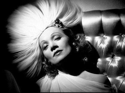 Marlene Dietrich  Photographer George Hurell