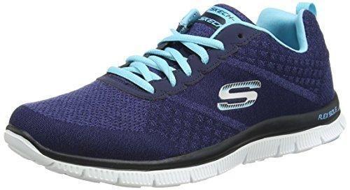 Comprar Ofertas de Skechers Flex Appeal- Simply Sweet Zapatillas de