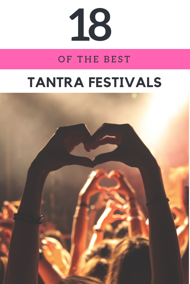 Tantra Festivals - Guide to Top 20 - Best in Europe