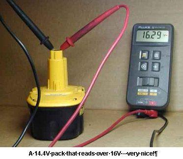 Rebuilding Nicd Rechargable Battery Packs Repair Cordless Drill Battery Repair