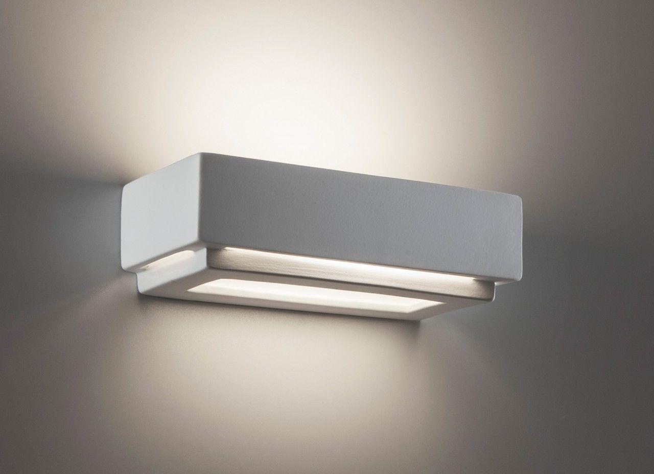 Wandlampe aus gips 2340.108.41 von belfiore b5 234041