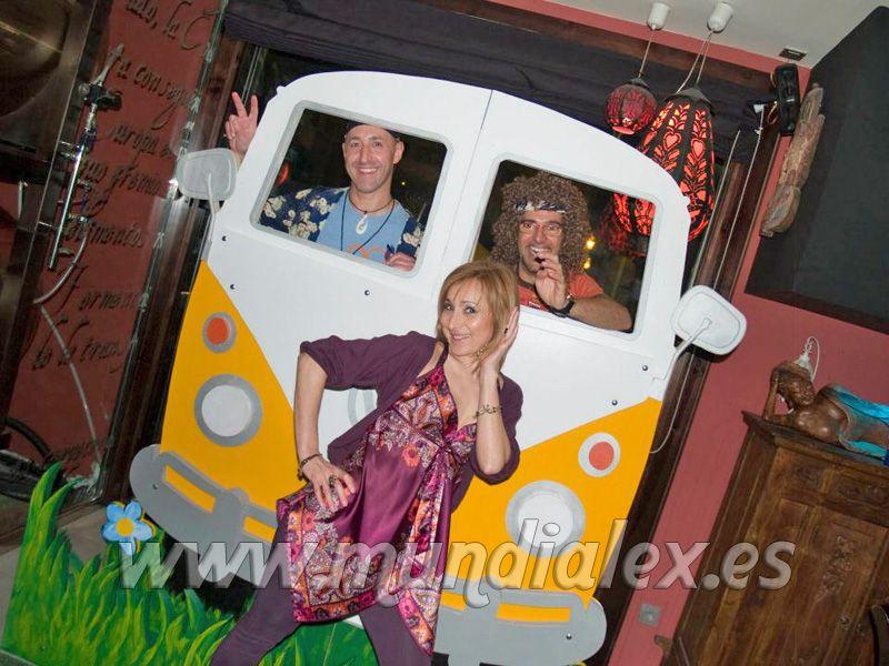 Fiesta hippie a os 60 buscar con google fiesta - Fiestas hippies decoracion ...